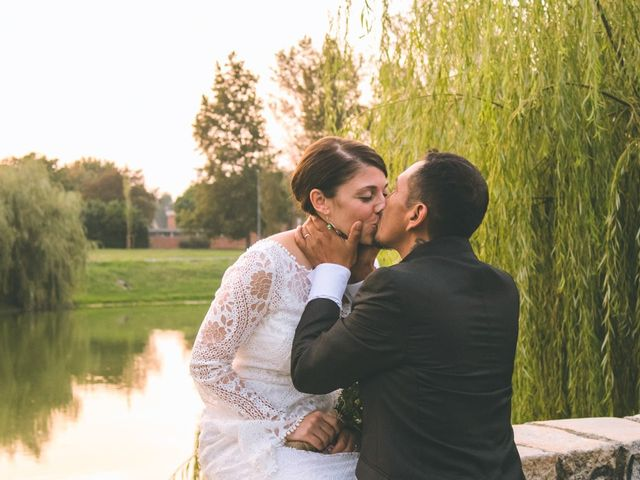 Il matrimonio di Daniel e Sabrina a Bollate, Milano 207