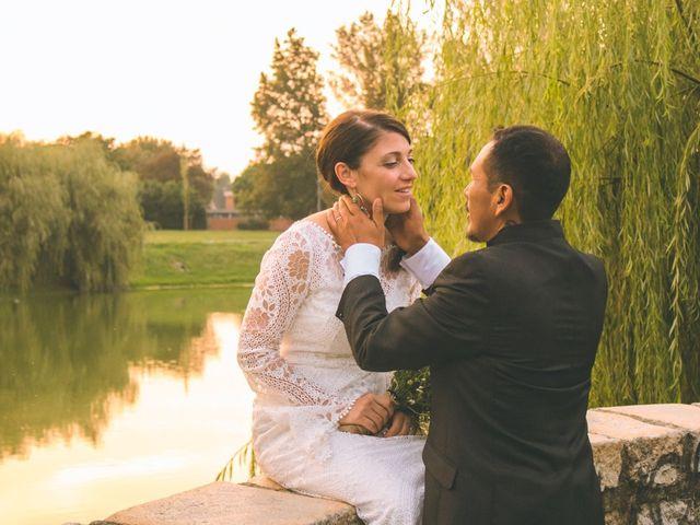 Il matrimonio di Daniel e Sabrina a Bollate, Milano 208
