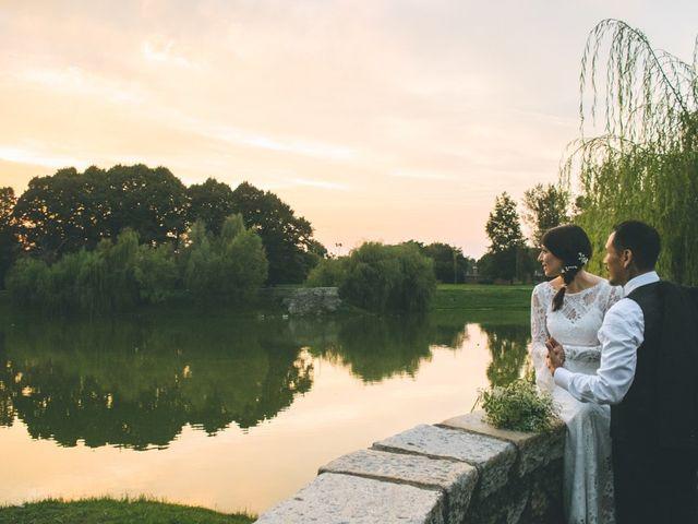 Il matrimonio di Daniel e Sabrina a Bollate, Milano 211