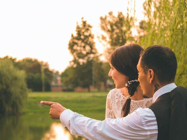 Il matrimonio di Daniel e Sabrina a Bollate, Milano 212