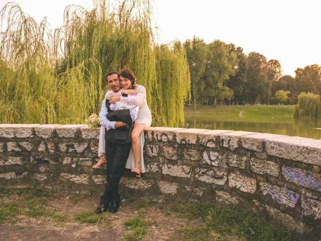 Il matrimonio di Daniel e Sabrina a Bollate, Milano 214