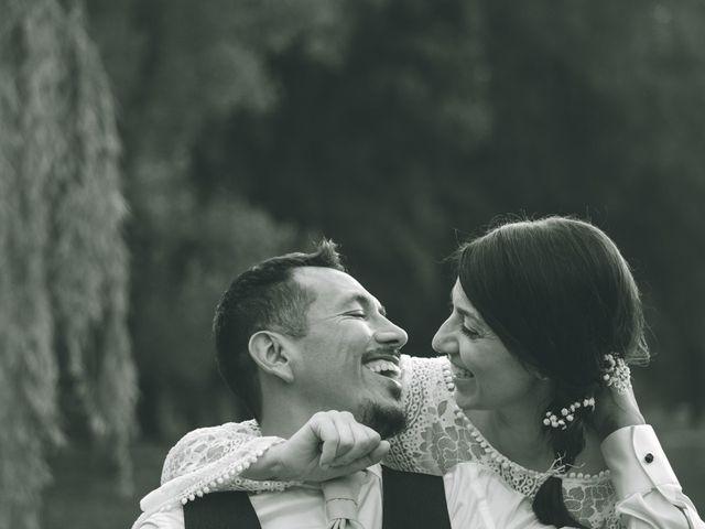 Il matrimonio di Daniel e Sabrina a Bollate, Milano 217
