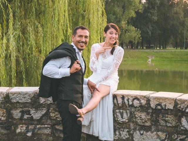 Il matrimonio di Daniel e Sabrina a Bollate, Milano 221