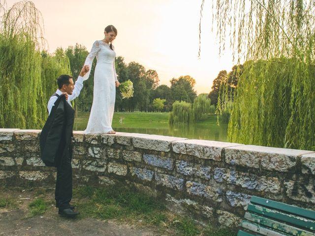 Il matrimonio di Daniel e Sabrina a Bollate, Milano 222