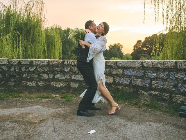 Il matrimonio di Daniel e Sabrina a Bollate, Milano 224