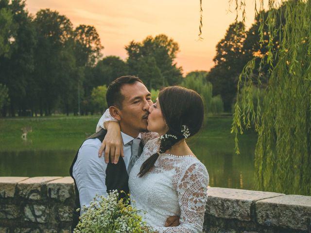 Il matrimonio di Daniel e Sabrina a Bollate, Milano 227