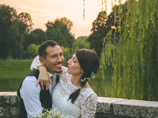 Il matrimonio di Daniel e Sabrina a Bollate, Milano 228
