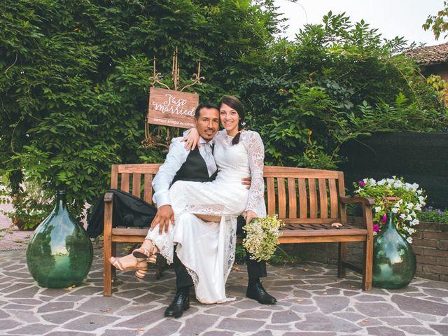 Il matrimonio di Daniel e Sabrina a Bollate, Milano 229