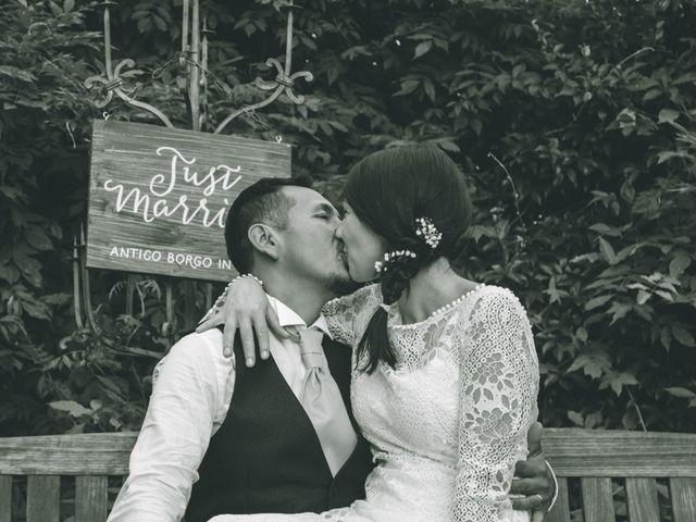 Il matrimonio di Daniel e Sabrina a Bollate, Milano 231