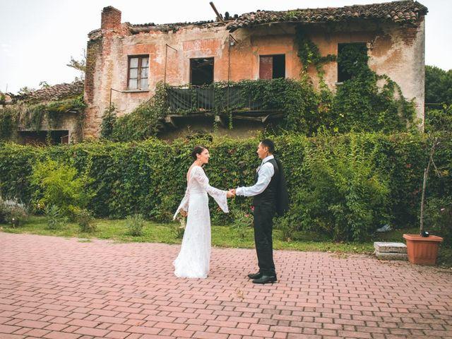 Il matrimonio di Daniel e Sabrina a Bollate, Milano 233