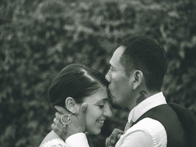 Il matrimonio di Daniel e Sabrina a Bollate, Milano 234