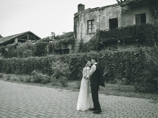 Il matrimonio di Daniel e Sabrina a Bollate, Milano 236