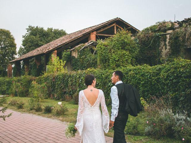Il matrimonio di Daniel e Sabrina a Bollate, Milano 237