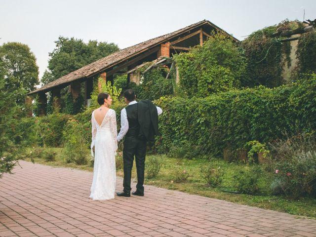 Il matrimonio di Daniel e Sabrina a Bollate, Milano 238