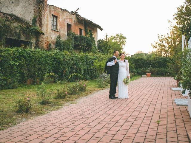 Il matrimonio di Daniel e Sabrina a Bollate, Milano 240