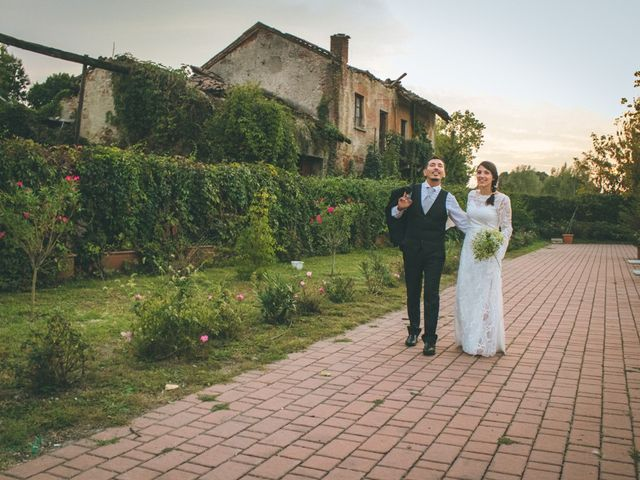 Il matrimonio di Daniel e Sabrina a Bollate, Milano 241