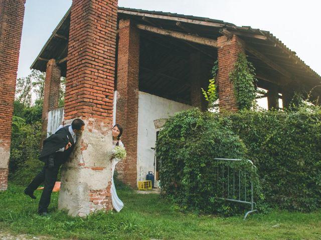 Il matrimonio di Daniel e Sabrina a Bollate, Milano 244