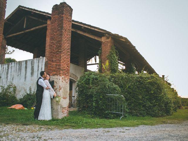 Il matrimonio di Daniel e Sabrina a Bollate, Milano 246
