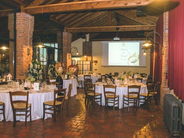Il matrimonio di Daniel e Sabrina a Bollate, Milano 254