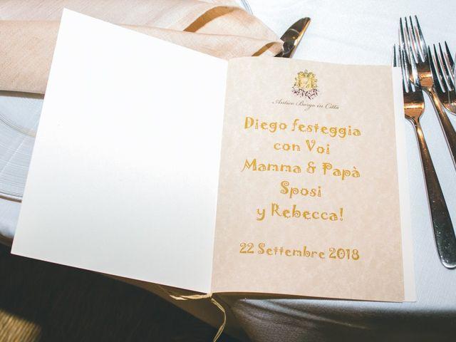 Il matrimonio di Daniel e Sabrina a Bollate, Milano 262
