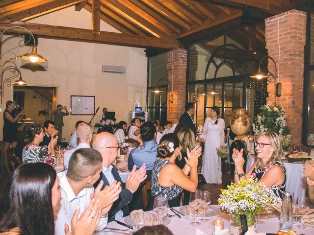 Il matrimonio di Daniel e Sabrina a Bollate, Milano 271