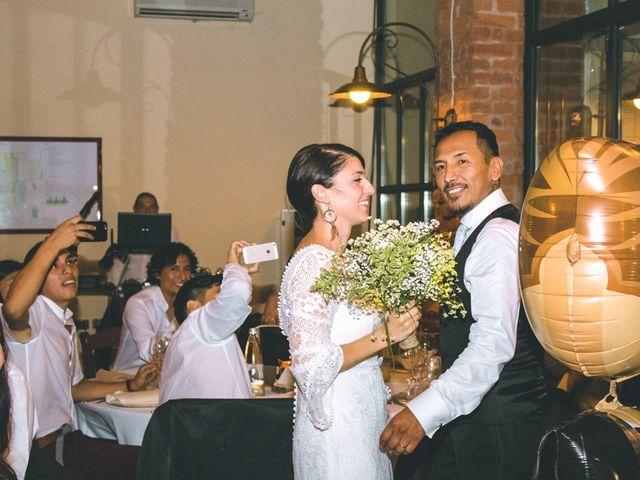 Il matrimonio di Daniel e Sabrina a Bollate, Milano 274