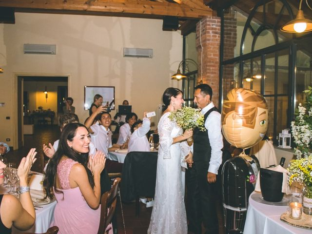 Il matrimonio di Daniel e Sabrina a Bollate, Milano 275