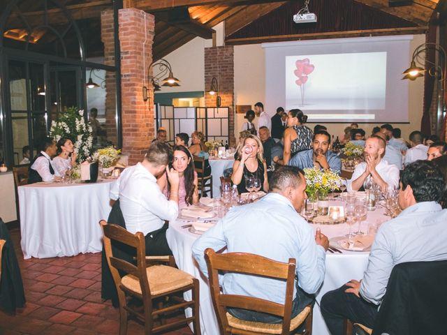 Il matrimonio di Daniel e Sabrina a Bollate, Milano 276