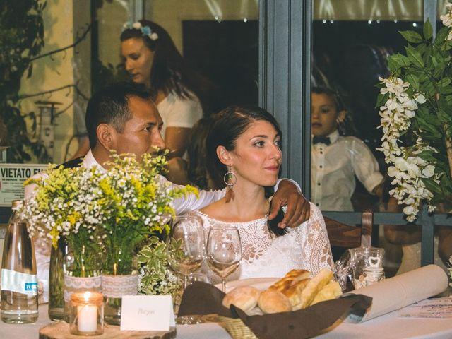 Il matrimonio di Daniel e Sabrina a Bollate, Milano 277