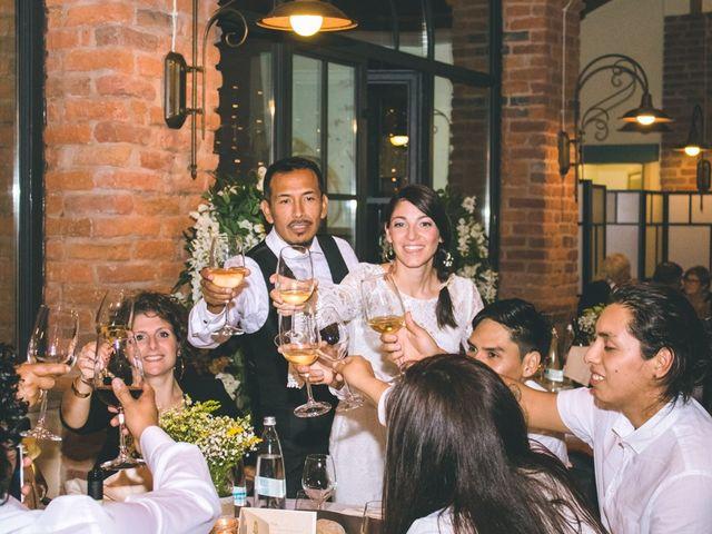Il matrimonio di Daniel e Sabrina a Bollate, Milano 281