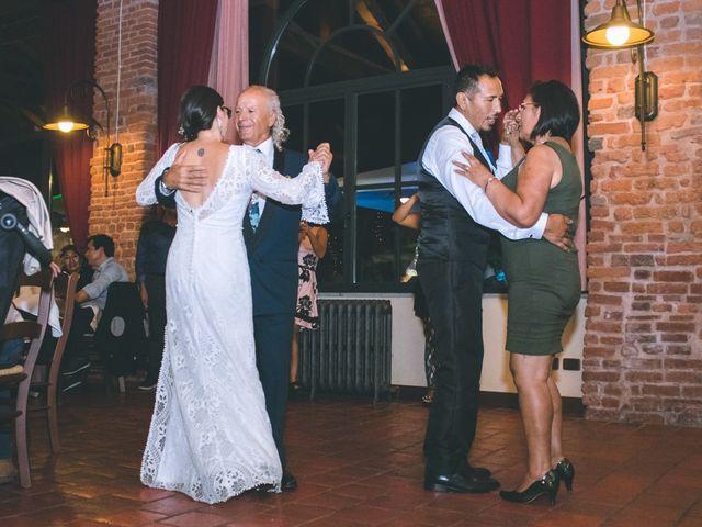 Il matrimonio di Daniel e Sabrina a Bollate, Milano 287