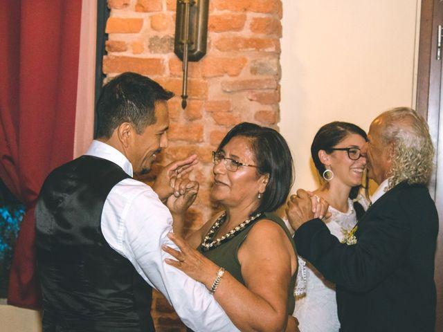 Il matrimonio di Daniel e Sabrina a Bollate, Milano 288