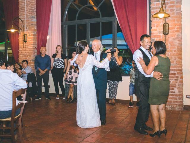 Il matrimonio di Daniel e Sabrina a Bollate, Milano 290