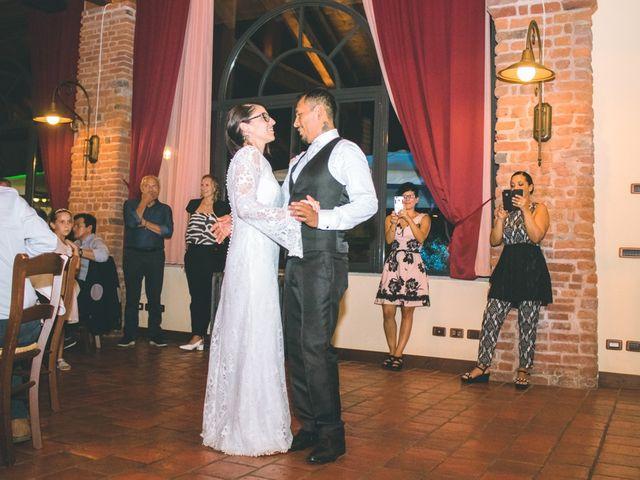 Il matrimonio di Daniel e Sabrina a Bollate, Milano 295