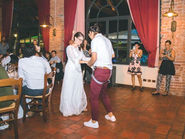 Il matrimonio di Daniel e Sabrina a Bollate, Milano 301