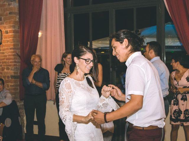 Il matrimonio di Daniel e Sabrina a Bollate, Milano 302