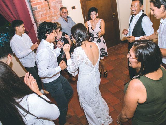 Il matrimonio di Daniel e Sabrina a Bollate, Milano 304