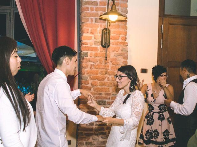 Il matrimonio di Daniel e Sabrina a Bollate, Milano 306