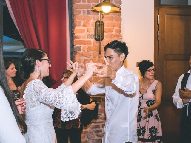 Il matrimonio di Daniel e Sabrina a Bollate, Milano 307