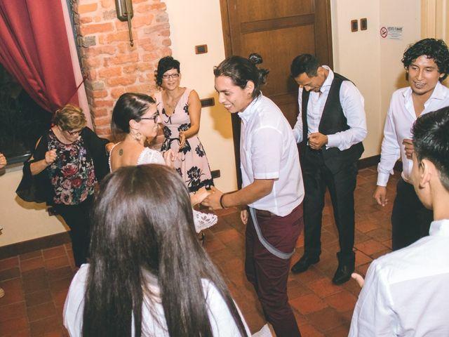 Il matrimonio di Daniel e Sabrina a Bollate, Milano 308