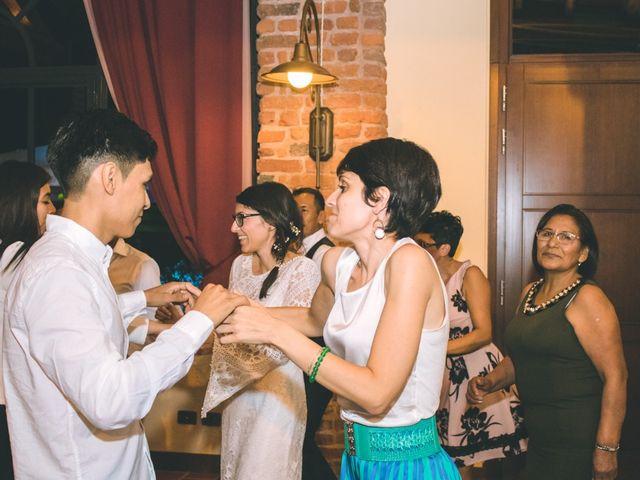 Il matrimonio di Daniel e Sabrina a Bollate, Milano 310