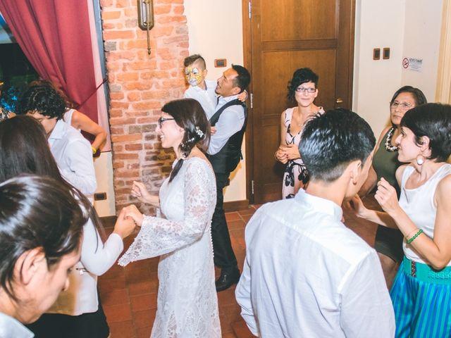 Il matrimonio di Daniel e Sabrina a Bollate, Milano 311