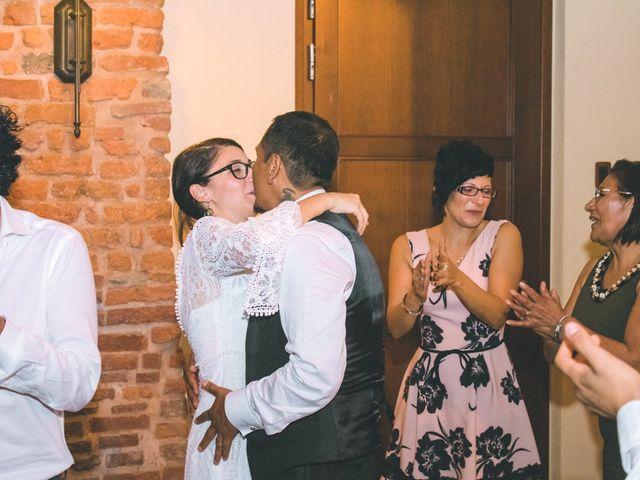 Il matrimonio di Daniel e Sabrina a Bollate, Milano 312