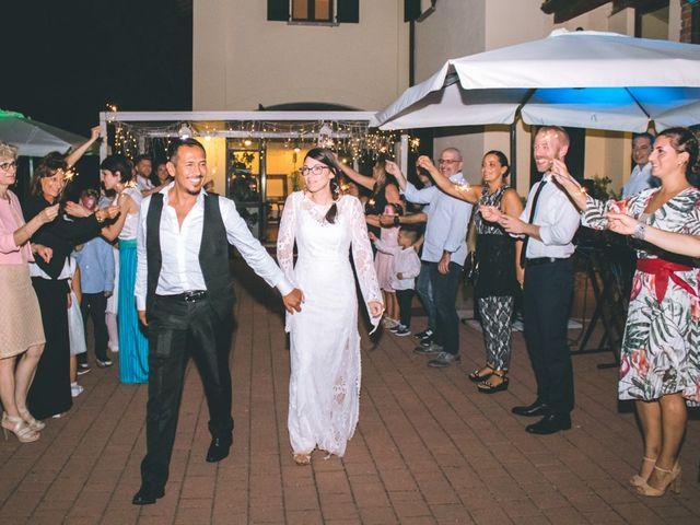 Il matrimonio di Daniel e Sabrina a Bollate, Milano 330