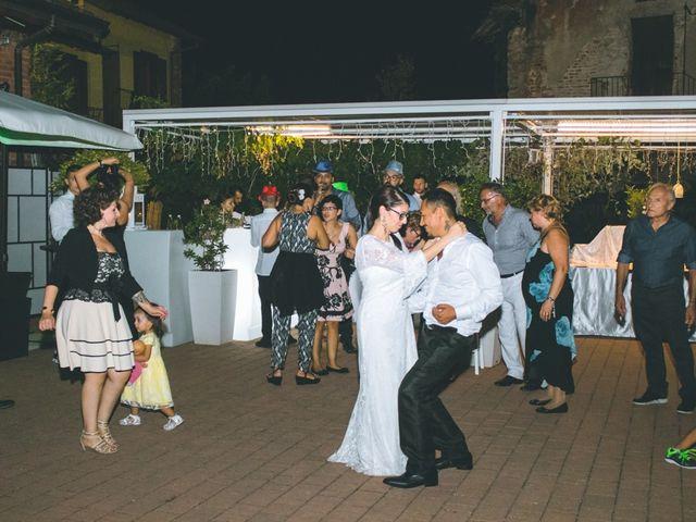 Il matrimonio di Daniel e Sabrina a Bollate, Milano 381