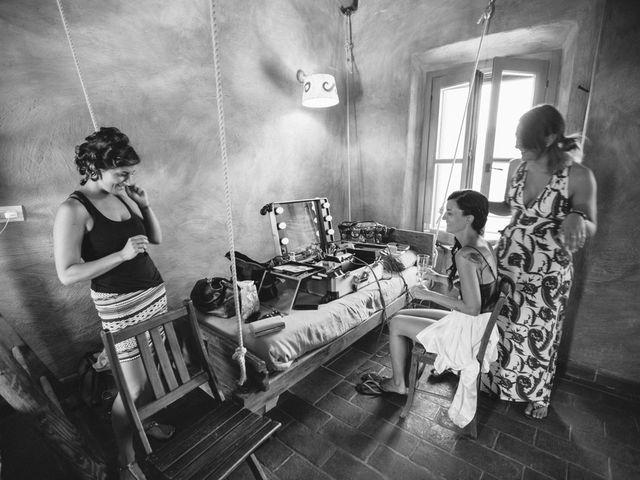 Il matrimonio di Massimo e Barbara a La Valletta Brianza, Lecco 13