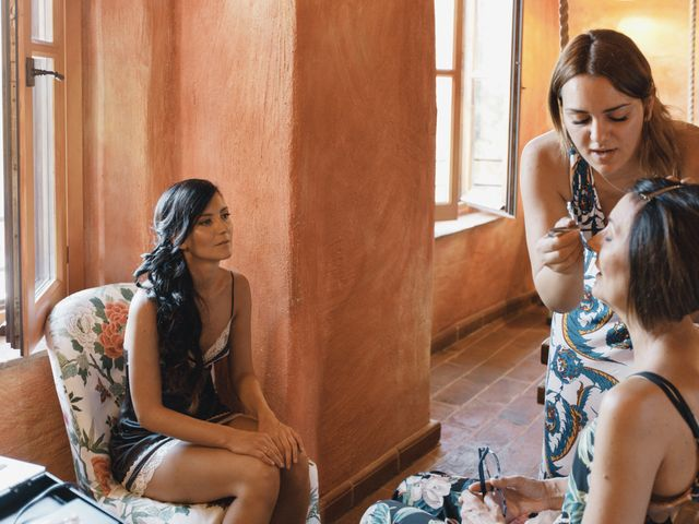 Il matrimonio di Massimo e Barbara a La Valletta Brianza, Lecco 30
