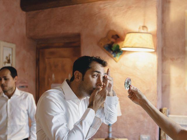 Il matrimonio di Massimo e Barbara a La Valletta Brianza, Lecco 35