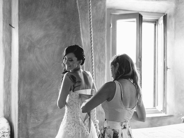 Il matrimonio di Massimo e Barbara a La Valletta Brianza, Lecco 44