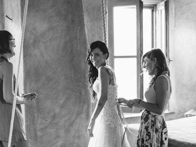 Il matrimonio di Massimo e Barbara a La Valletta Brianza, Lecco 48